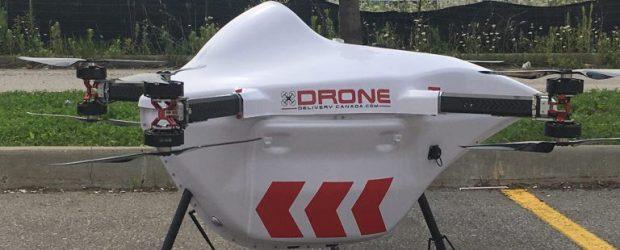 Drone Delivery Canada - Robin