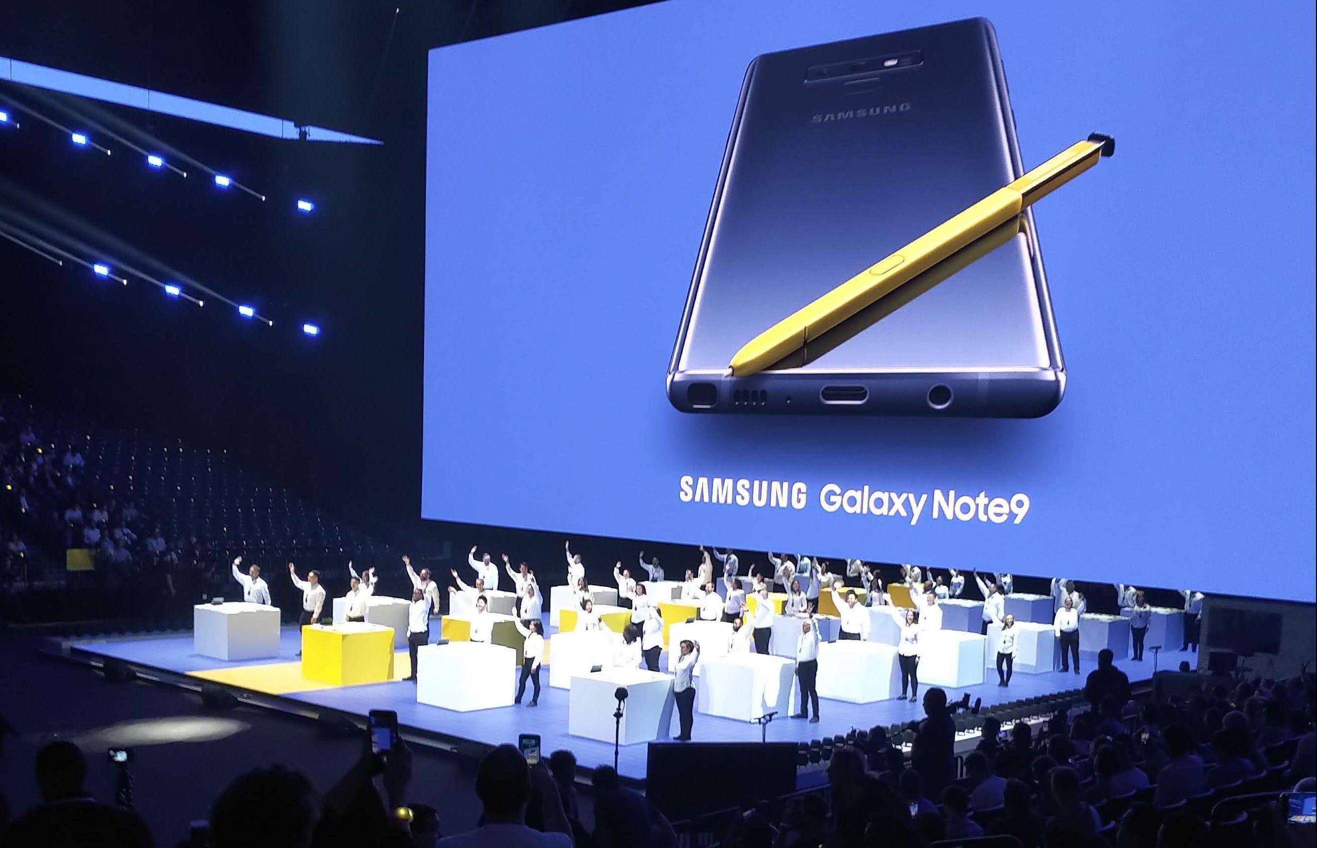 Samsung Unpacked - Galaxy Note 9