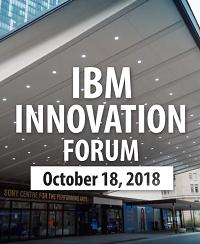 IBM Innovation Forum