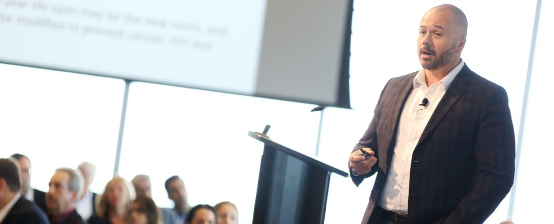 Alex Benay keynote at Digital Transformation Awards