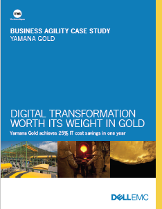 Digital Transformation Worth Its Weight In Gold
