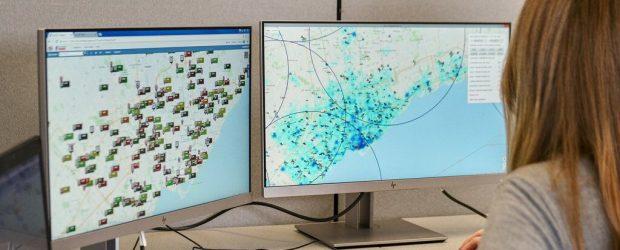 CAA dispatch monitors Gen 2
