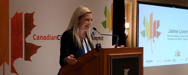 Jaime Leverton speech CanadianCIO Summit 2018