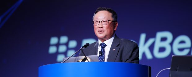 John Chen CEO BlackBerry