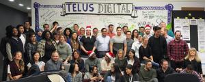 Telus Digital Team