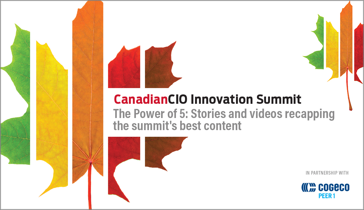 CanadianCIO Summit Hub banner