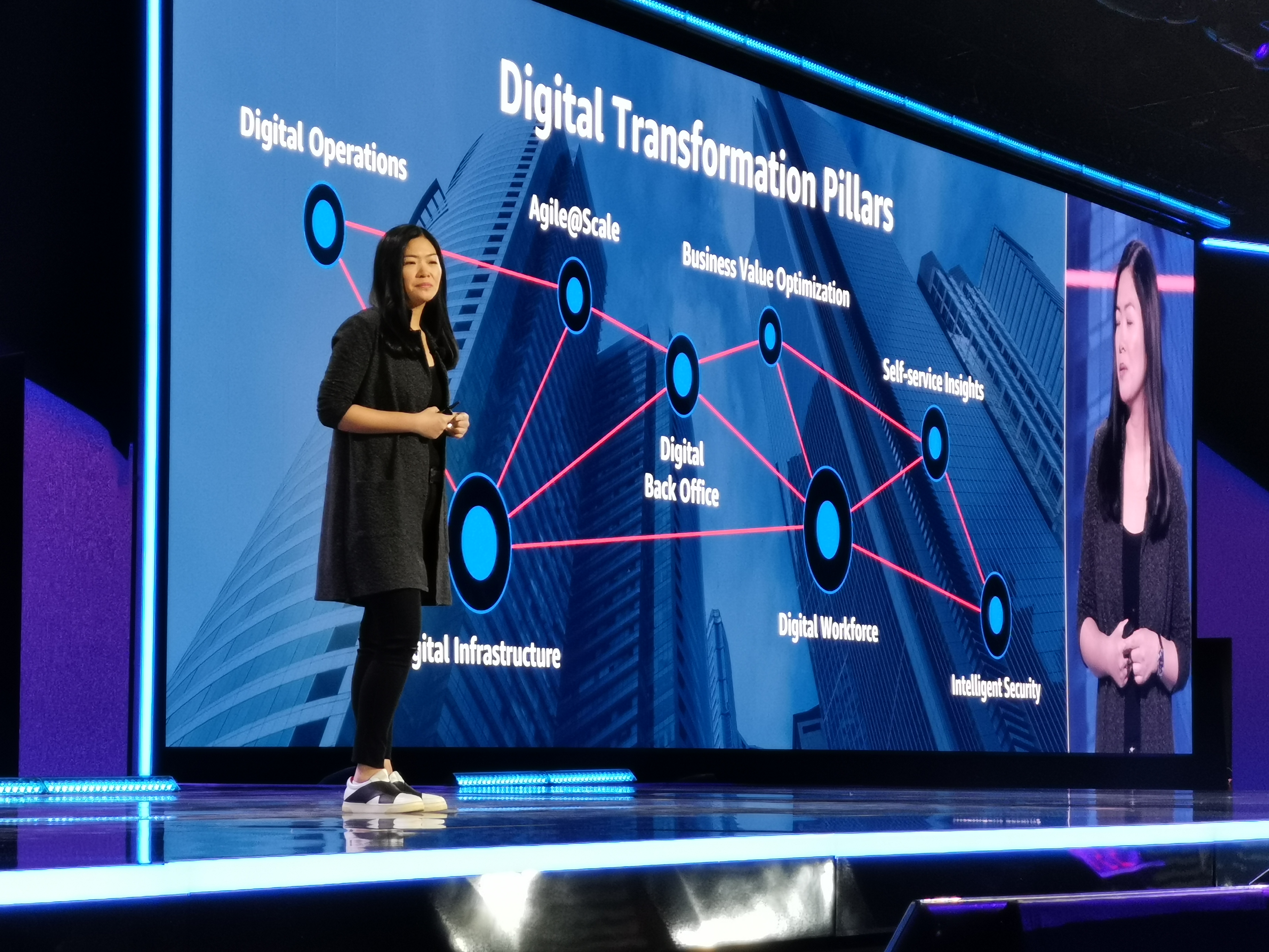 On-stage customer photo highlights from AWS re:Invent | IT World