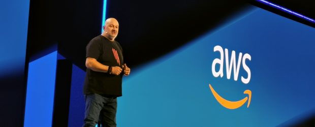 Werner Vogels at AWS Re:Invent 2018