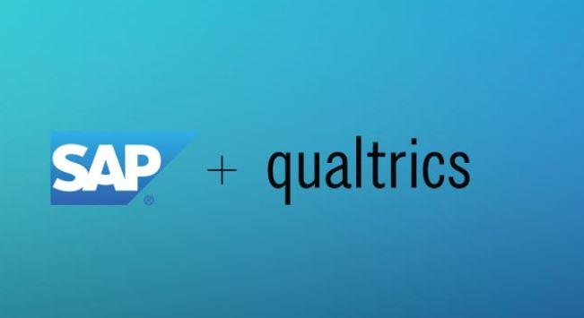 SAP Qualtrics acquisition