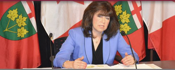 Bonnie Lysk - Auditor General of Ontario