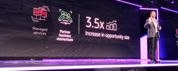 Terry Wise - AWS ReInvent partner keynote