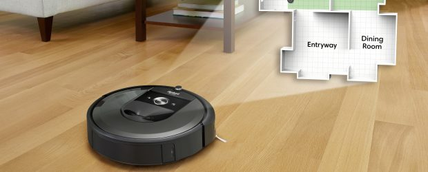 Do iRobot's cloud-stored maps of my home represent a major privacy