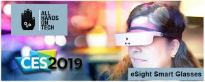 AHOT - eSight Smart Glasses - Thumbnail - For Web