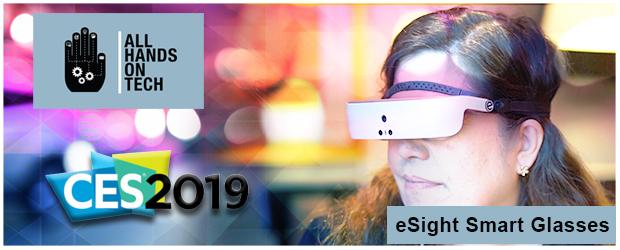 AHOT - eSight Smart Glasses - Thumbnail - For Web