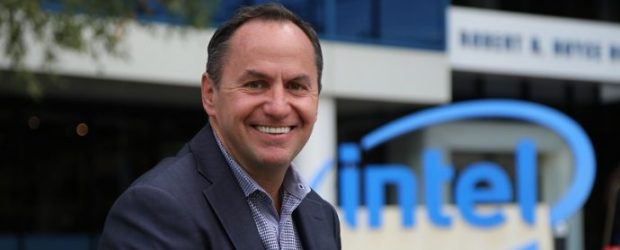 Intel CEO Bob Swan feature