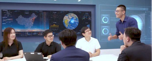 KPMG Digital Ignition Centre China boardroom