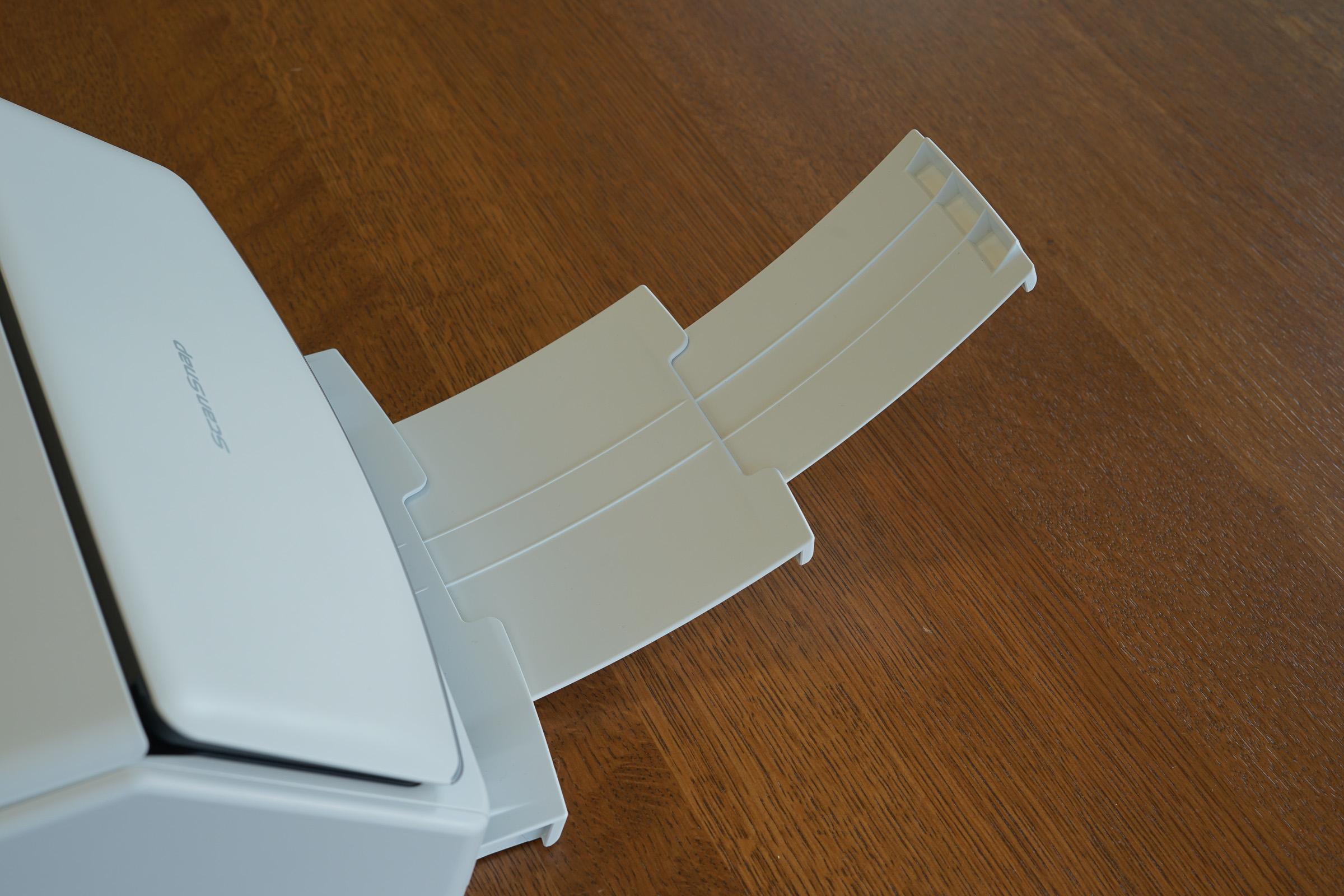 Fujitsu ScanSnap iX1500 tray