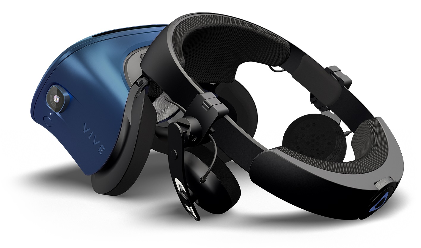 HTC Announces Vive Cosmos, A VR Headset That Can Seemingly be Powered by Your Phone