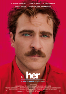 Her poster 2013 film