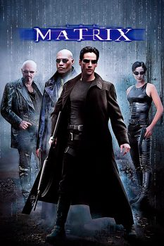 the matrix move poster