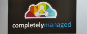 completely managed logo