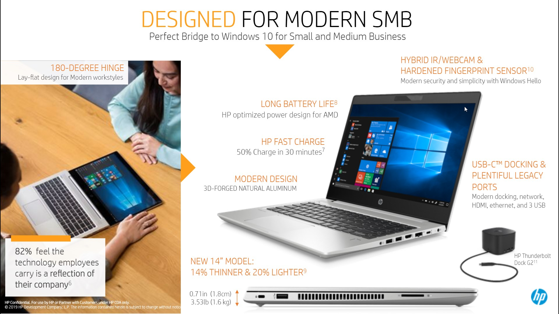 HP Reinvent announcements: New HP Probook, Envy, and Reverb VR