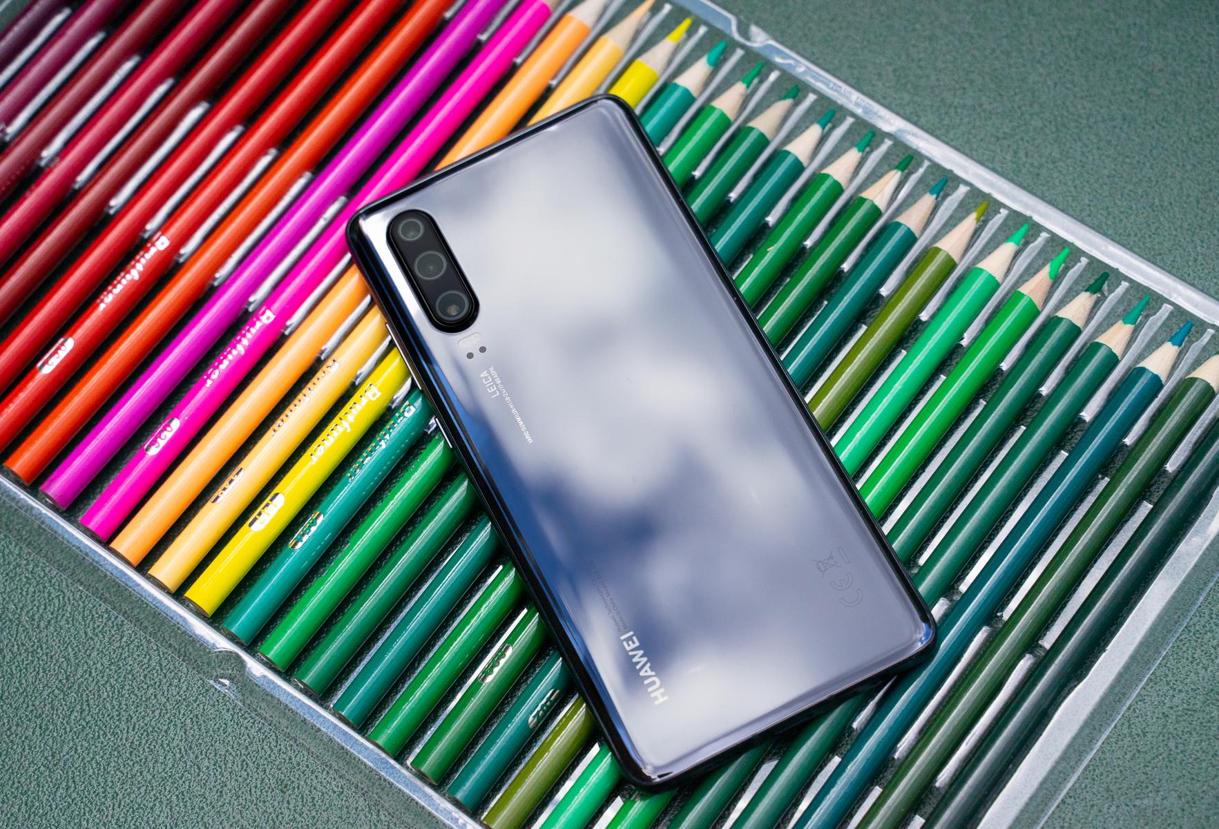 Huawei P30 back camera