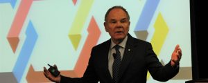Don Tapscott-CIO Peer Forum 2019