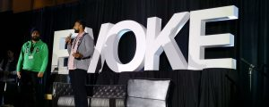 Evoke hackathon presentation