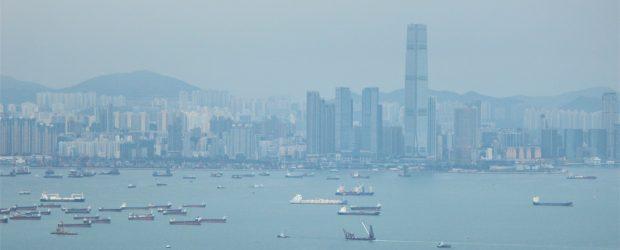 Hong Kong skyline (Kowloon)