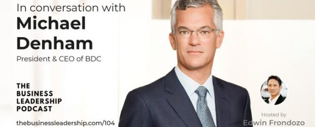 TBL - Michael Denham CEO BDC