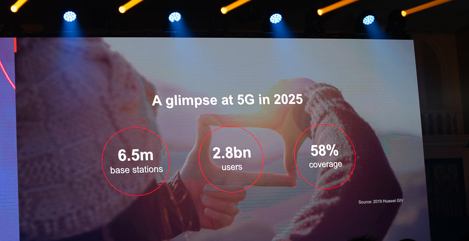 Huawei Analyst Summit 2019: Huawei outlines vision for a