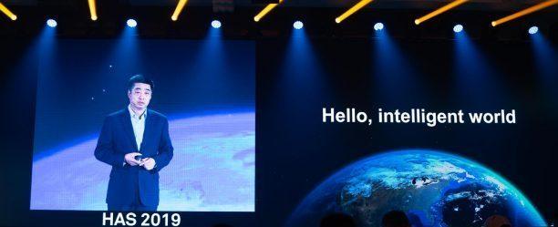 Huawei Ken Hu presents on 5G in Shenzhen