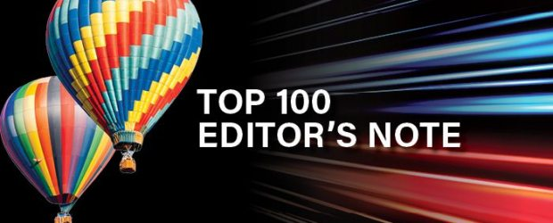 Top 100 Editor's Note