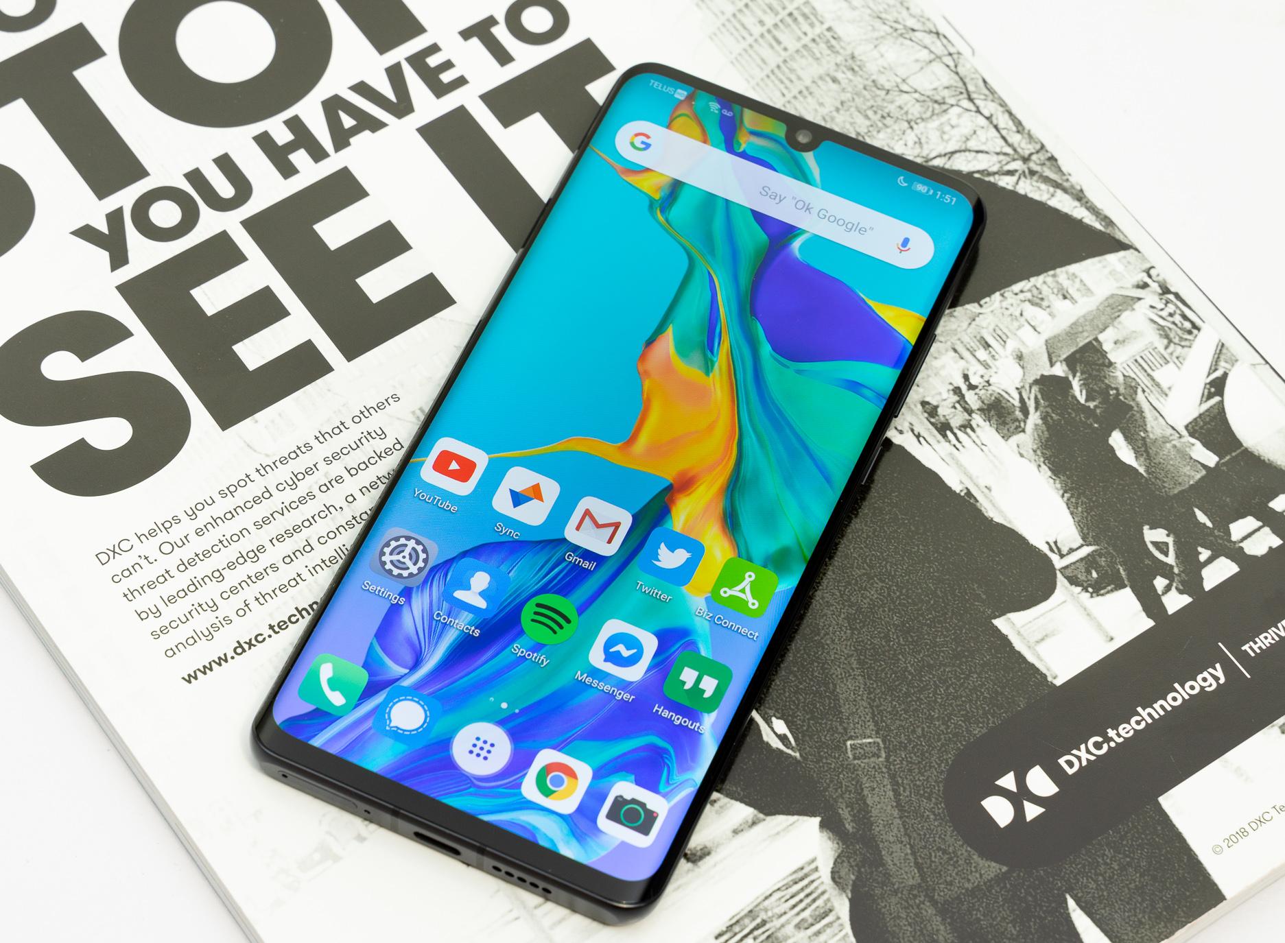 How To Test Screen Sensivity On Huawei
