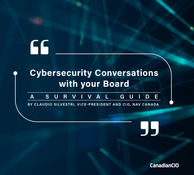 Cybersecurity Conversations with your Board – A Survival Guide