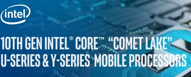 Intel adds 'Comet Lake' CPUs to its 10th gen processor