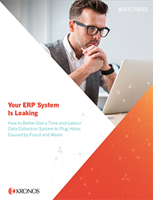 Your ERP System Is Leaking