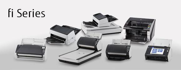 Fujitsu fi-Series scanners