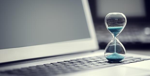 Hourglass, time