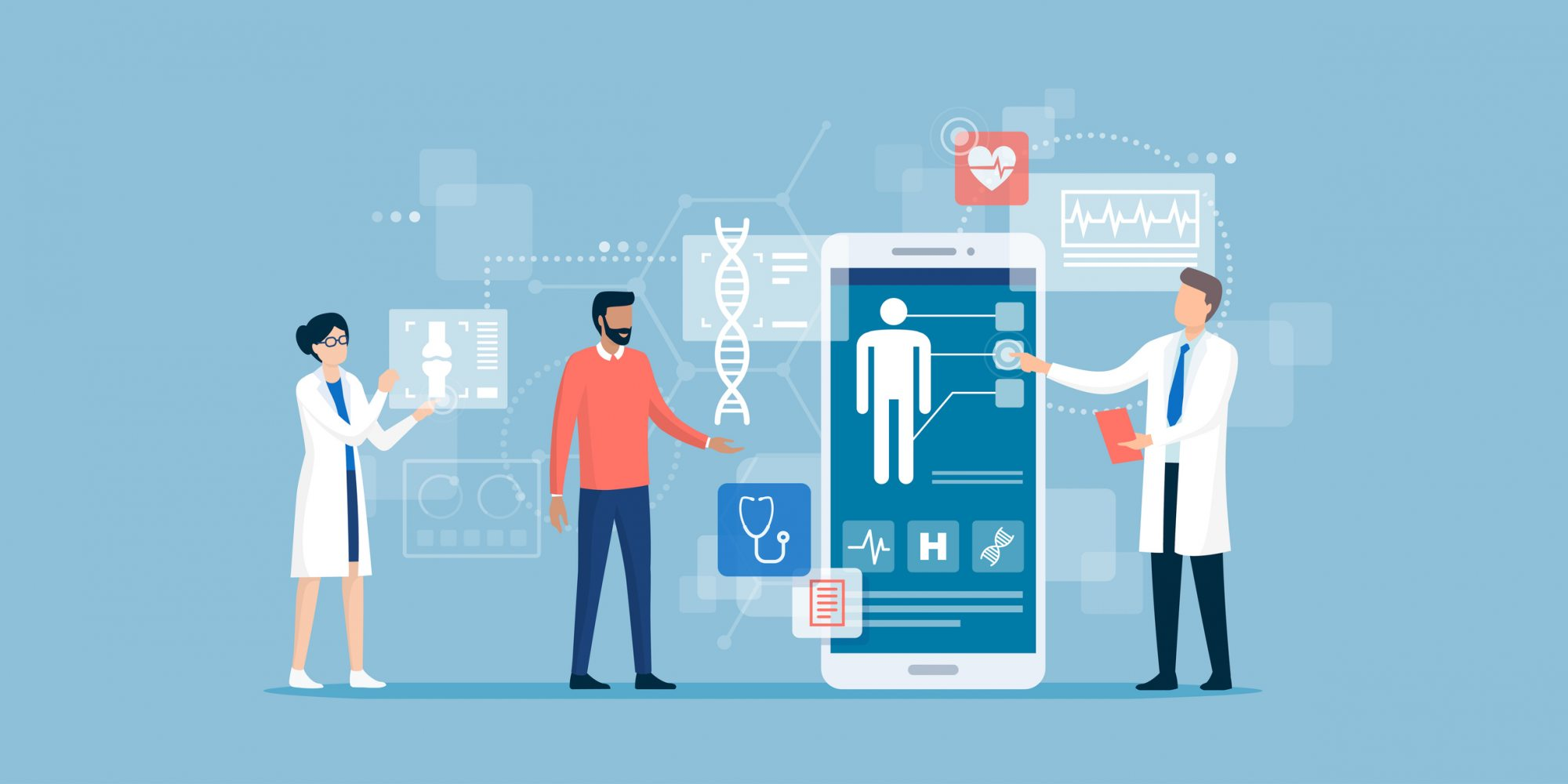 Hospitals are deploying virtual care apps in a matter of days, exposing them to more cyber attacks