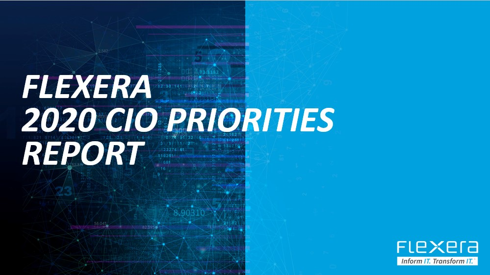CIO priorities reflect changing times, according to new report