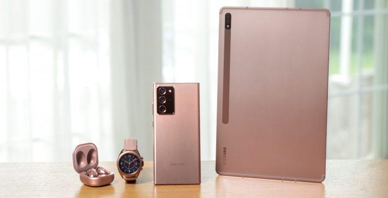 Samsung unveils its Mystic side