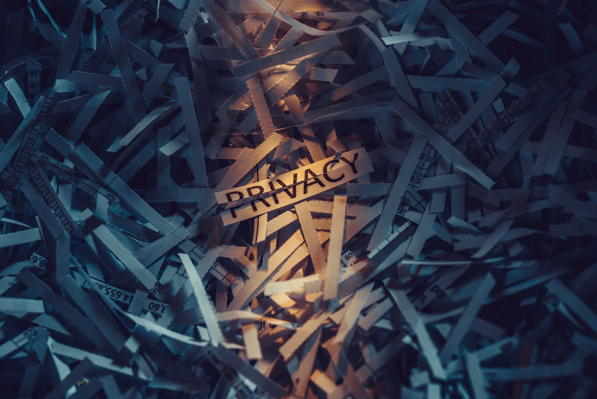 Privacy, broken