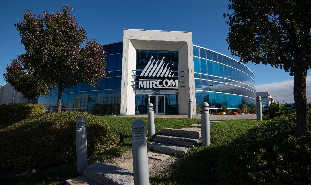 Mircom building exterior