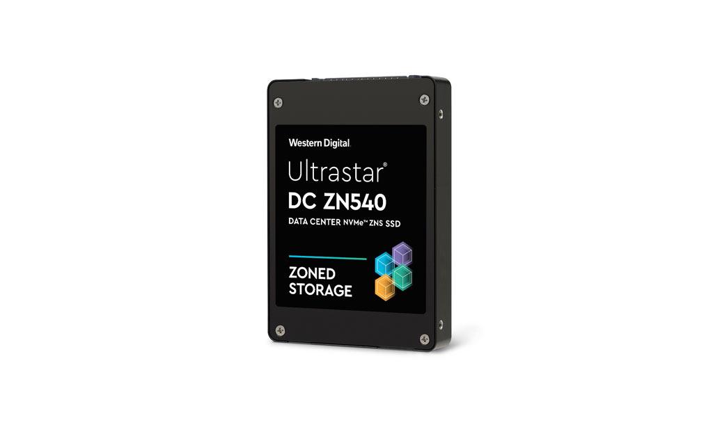 ZN540 SSD card