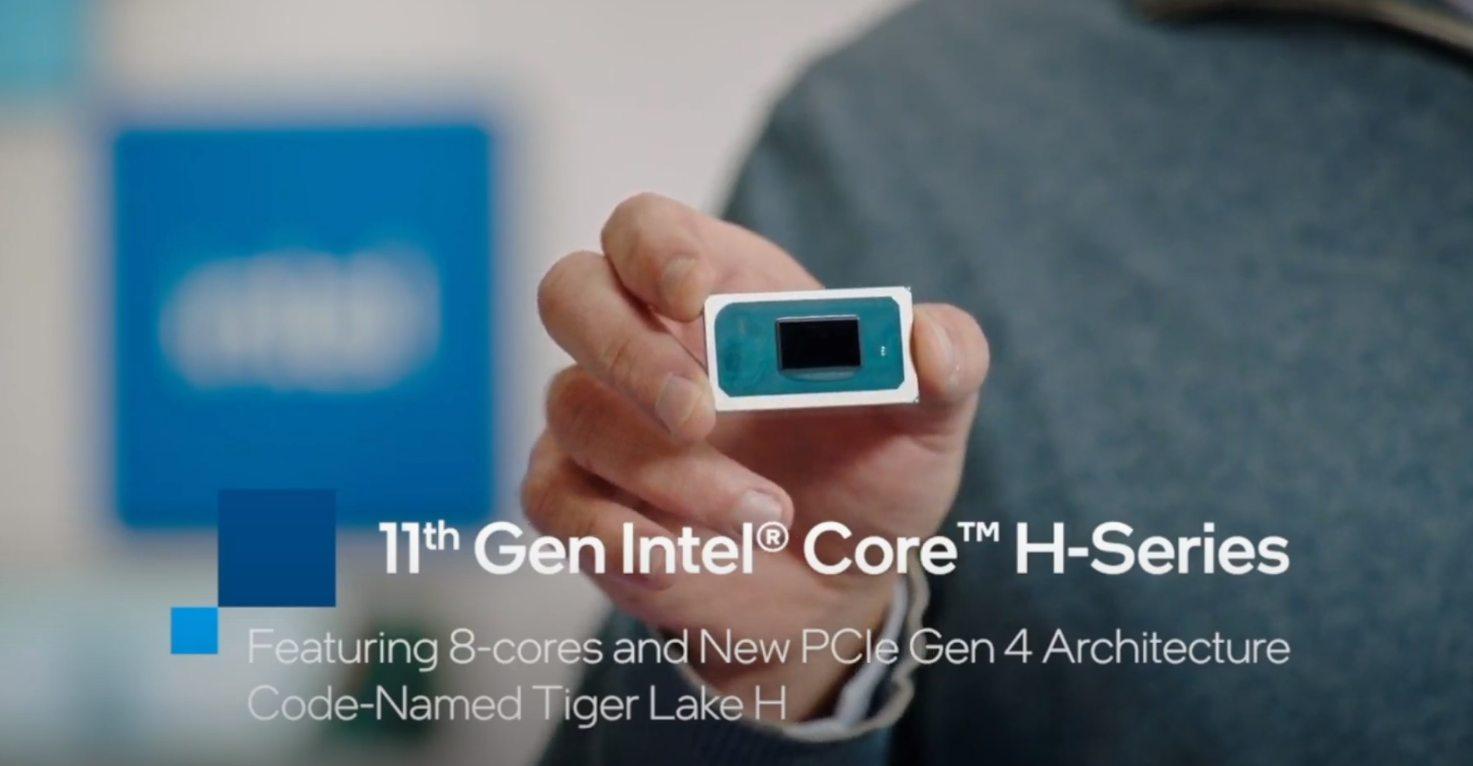 Intel 11th gen H series