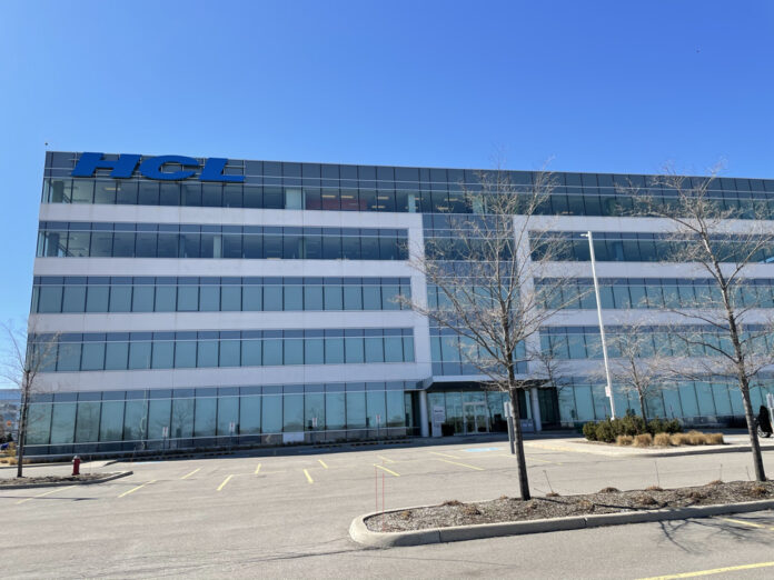 HCL Technologies Office Building in Mississauga