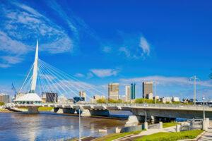 Photo of Winnipeg, Manitoba, Canada | benedek | Getty Images