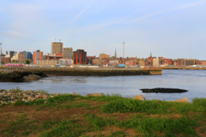A photo of Saint John, New Brunswick, Canada | gvictoria | Getty Images